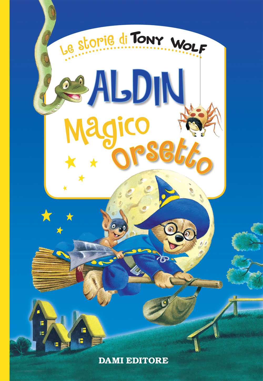 Aldin magico orsetto