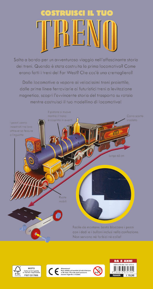 Costruisci il tuo treno