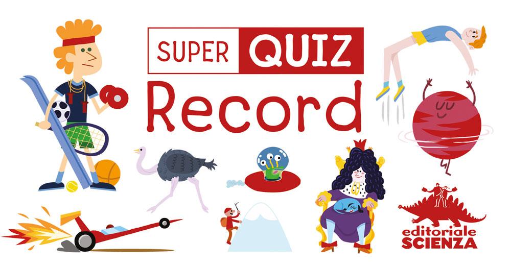 Super quiz: record
