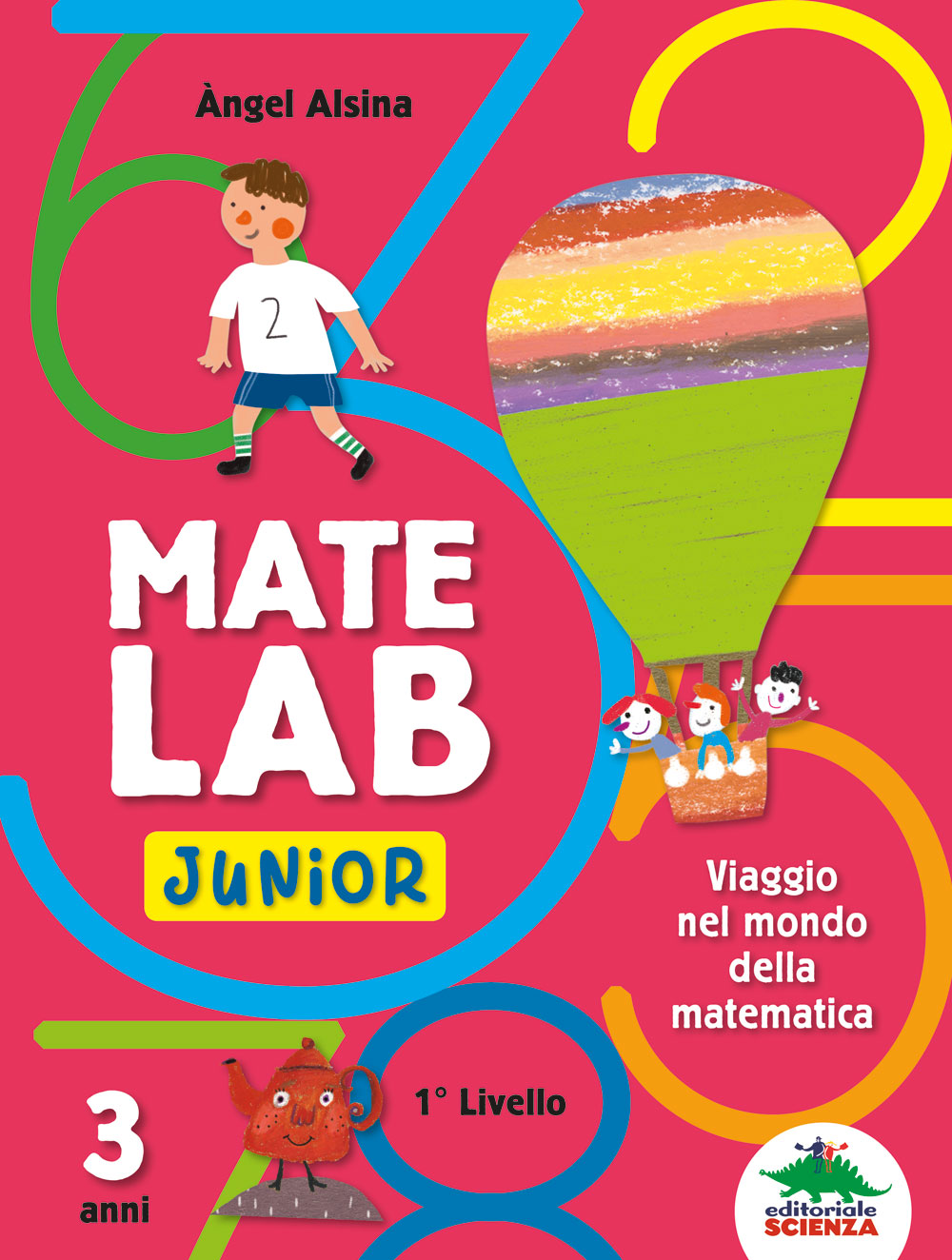 Mate Lab junior – 1° livello