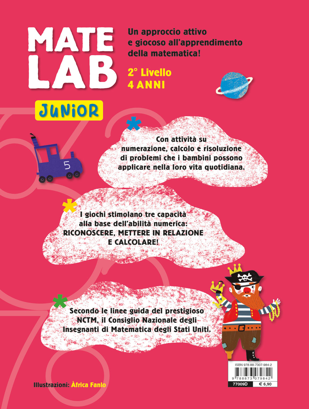 Mate Lab junior – 2° livello