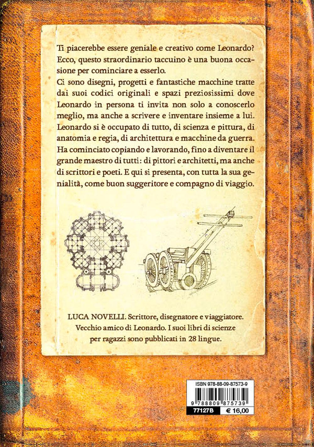 Geniale come Leonardo