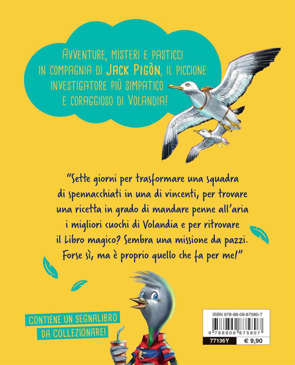 Il libro magico di Volandia