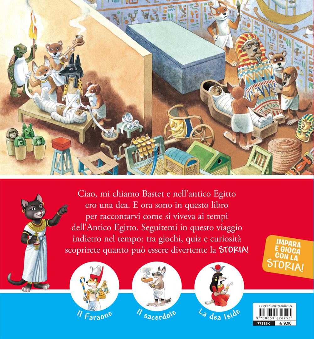 Egizi. Viaggio nel tempo con Tony Wolf