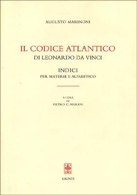 Indici del Codice Atlantico di Leonardo da Vinci