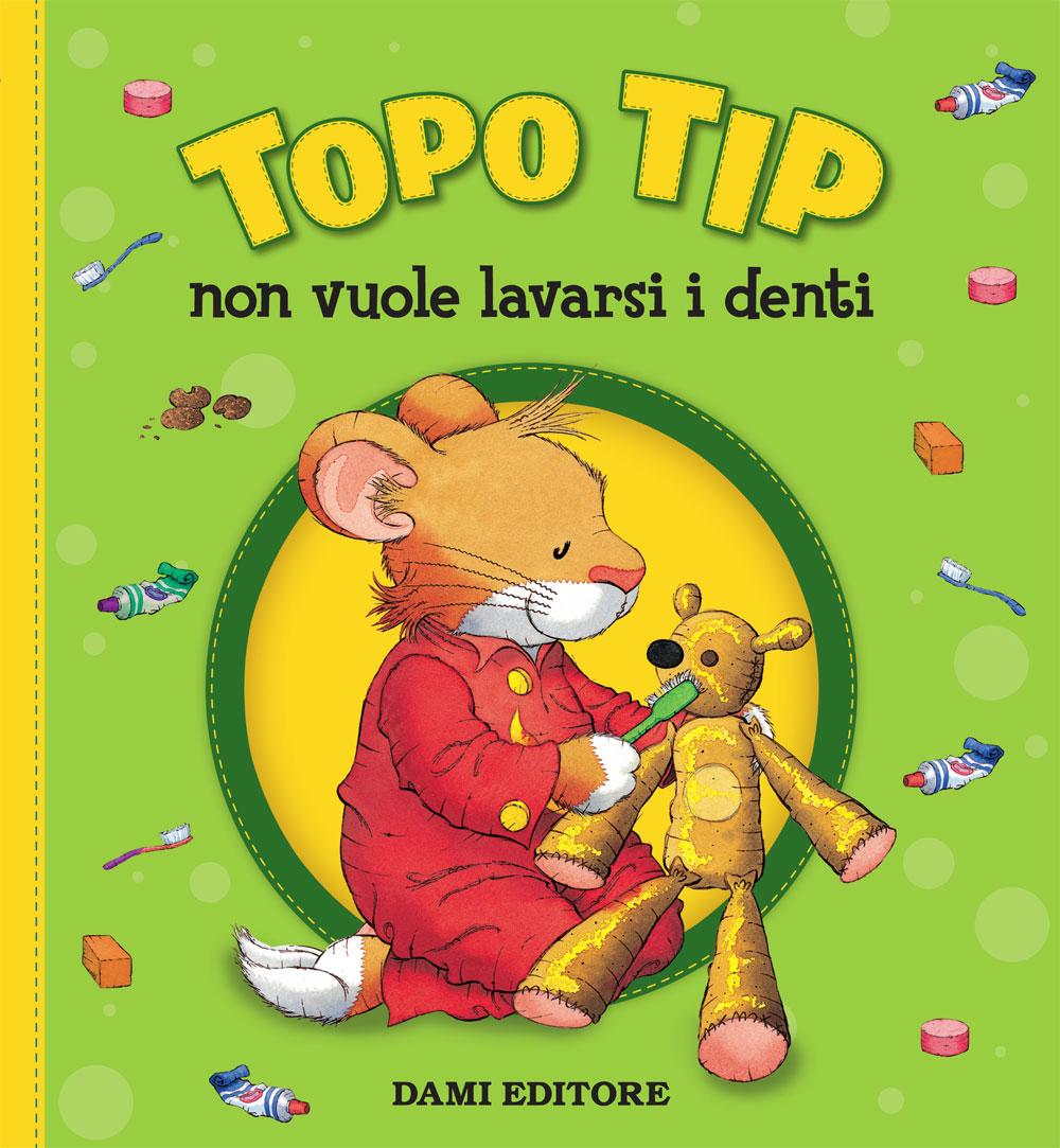 Topo Tip non vuole lavarsi i denti
