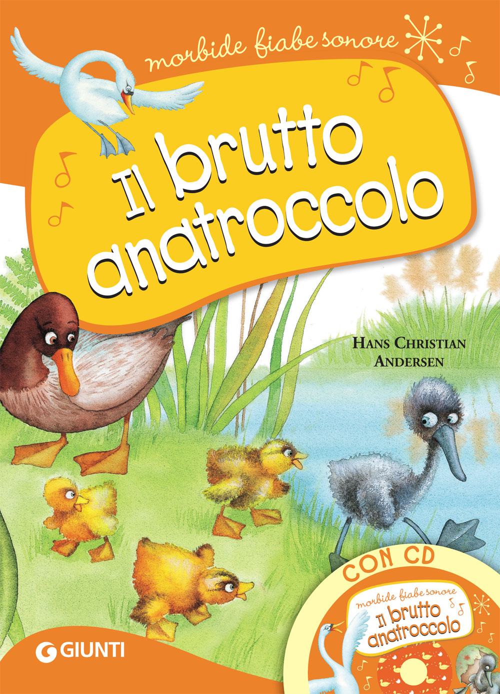 Il brutto anatroccolo (con CD)