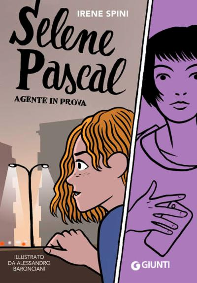 Selene Pascal Agente in prova