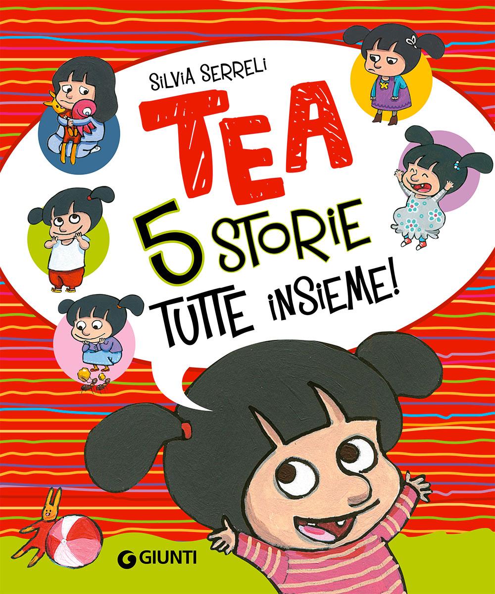 Tea. Cinque storie tutte insieme!