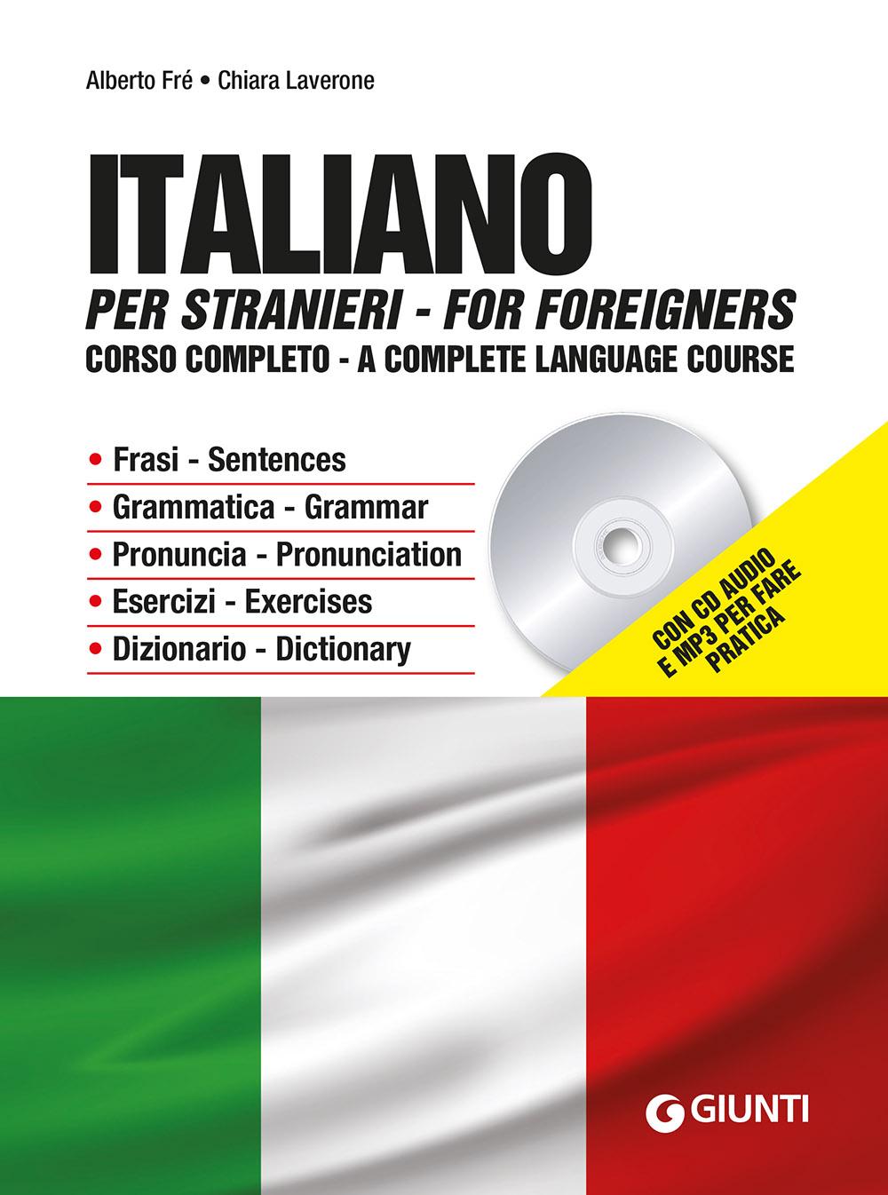 Italiano per stranieri. Corso completo con CD e MP3