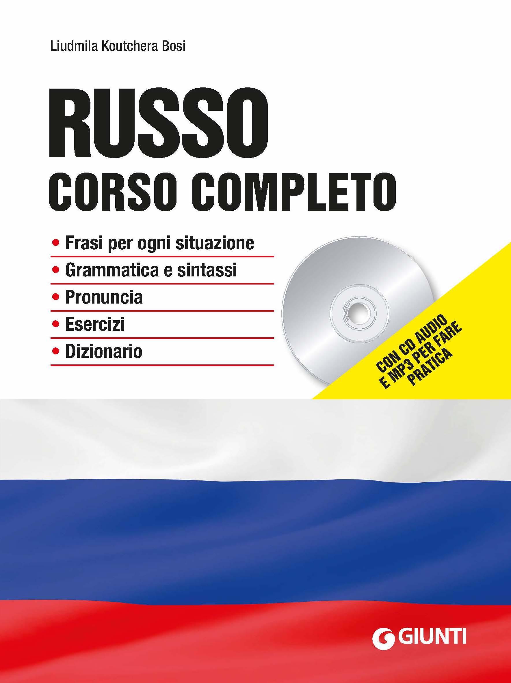 Russo. Corso completo con CD e MP3