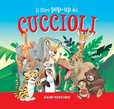 Il libro pop-up dei Cuccioli