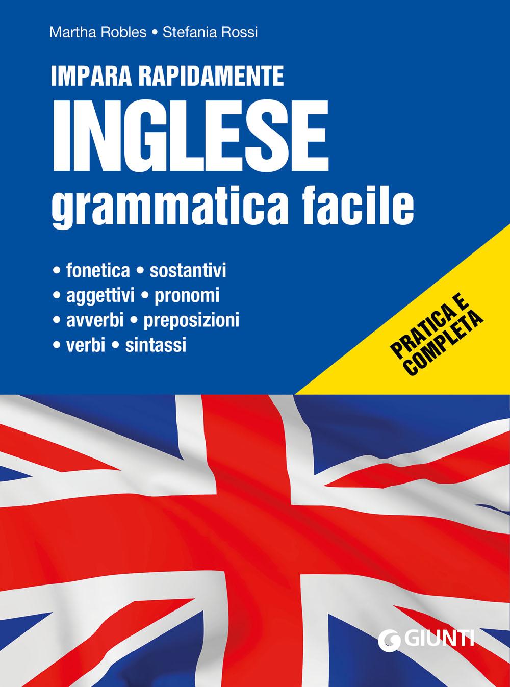 Inglese. Grammatica facile