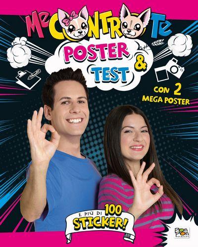 Poster&Test - Me Contro Te