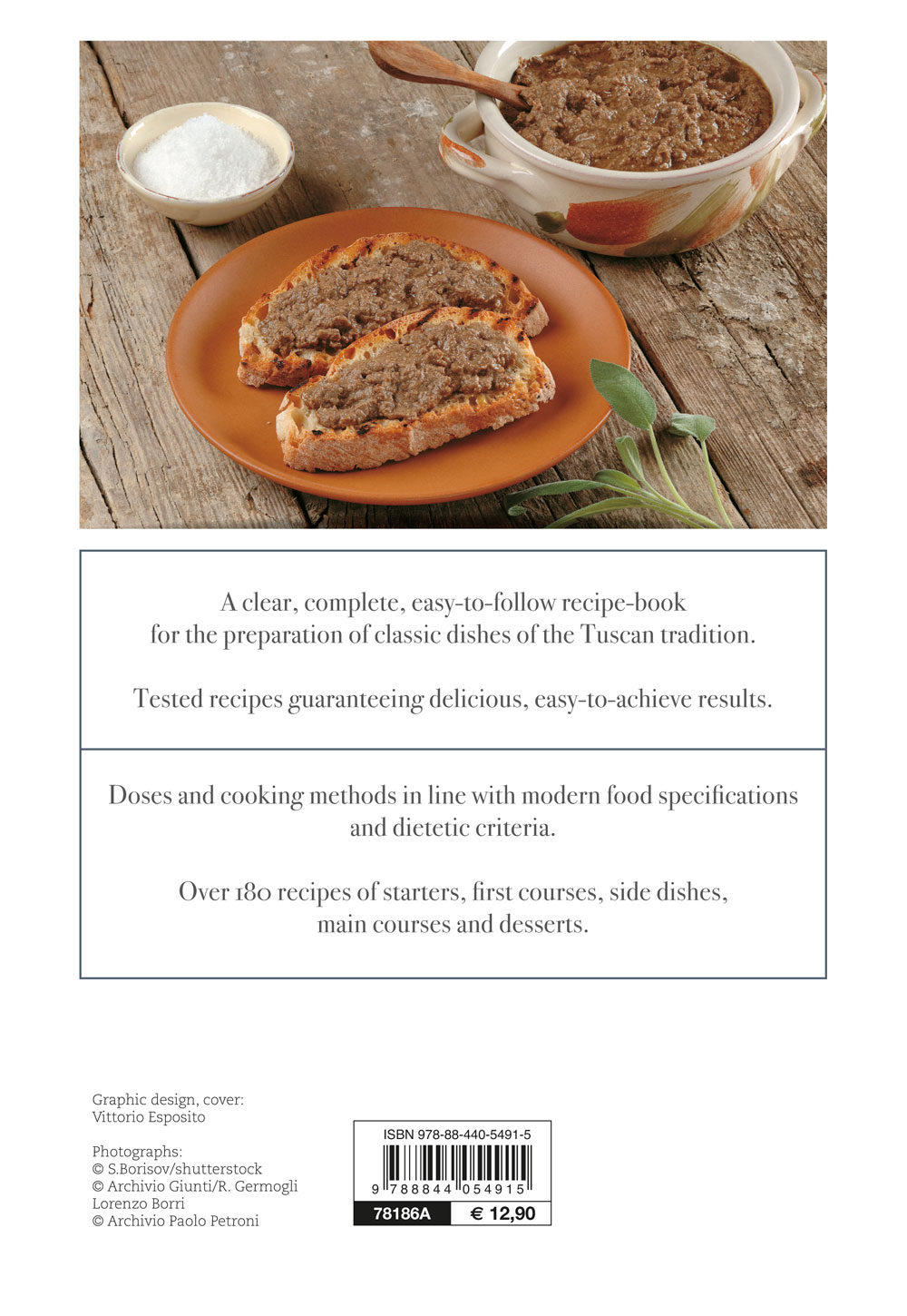 Recipes of Tuscany