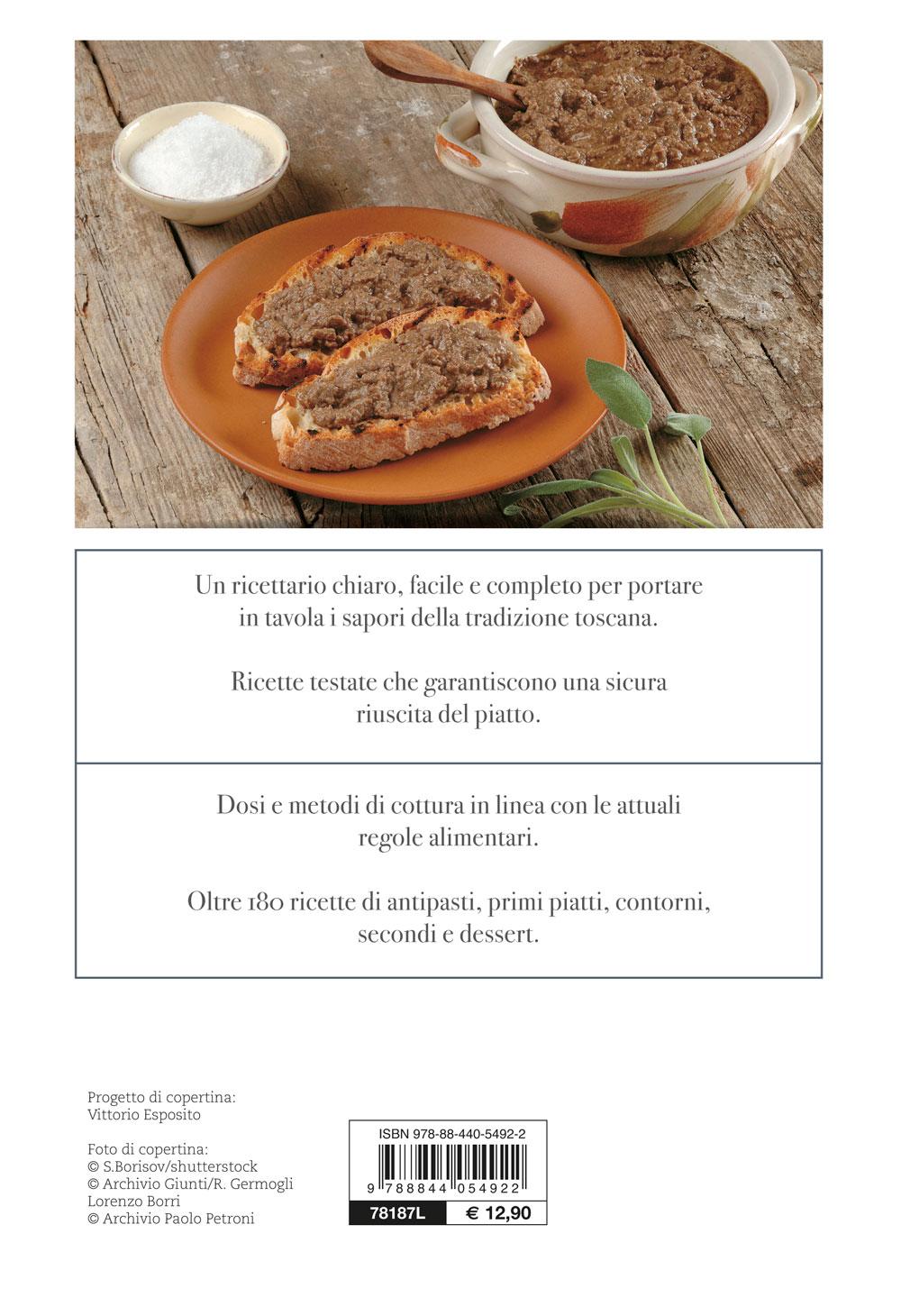 Ricette della cucina toscana