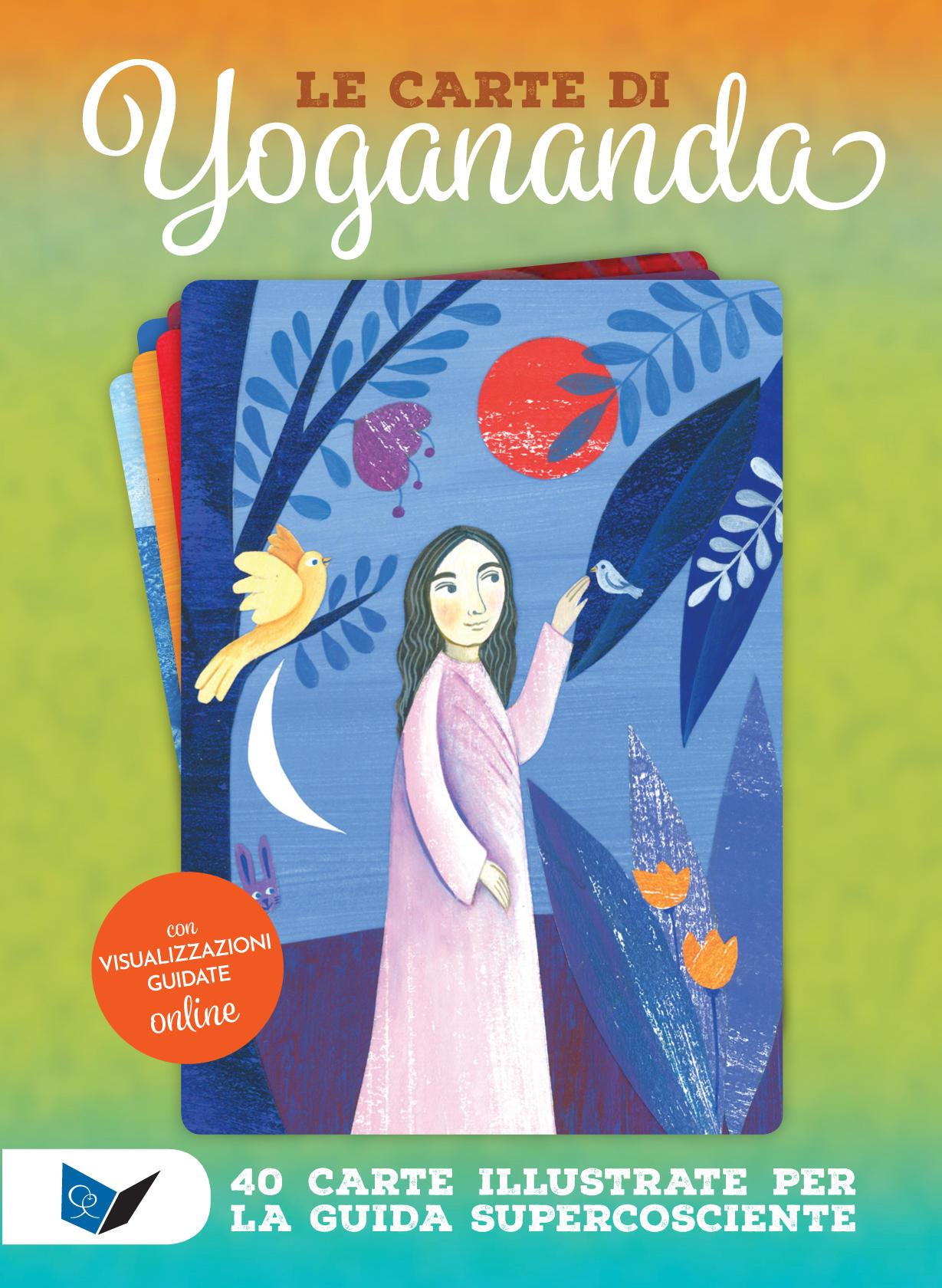 Le carte di Yogananda – Cofanetto con carte e libretto