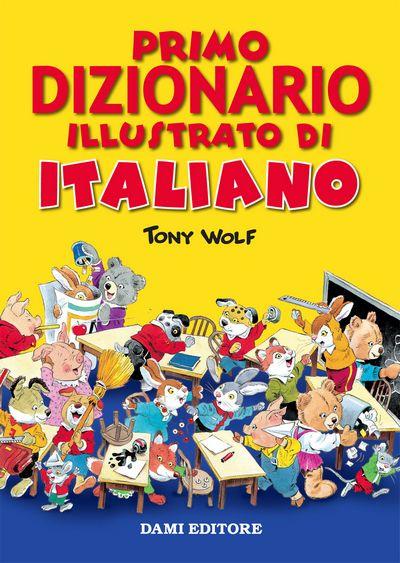 Primo dizionario illustrato di italiano