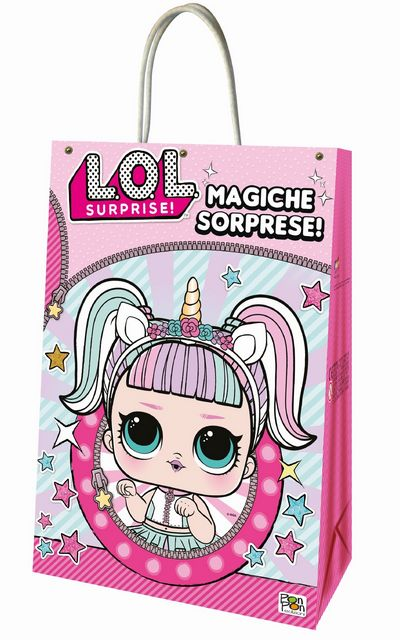 Bag L.O.L. Surprise - Magiche sorprese!