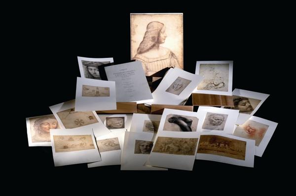 Disegni di Leonardo da Vinci e della sua cerchia nelle collezioni pubbliche in Francia