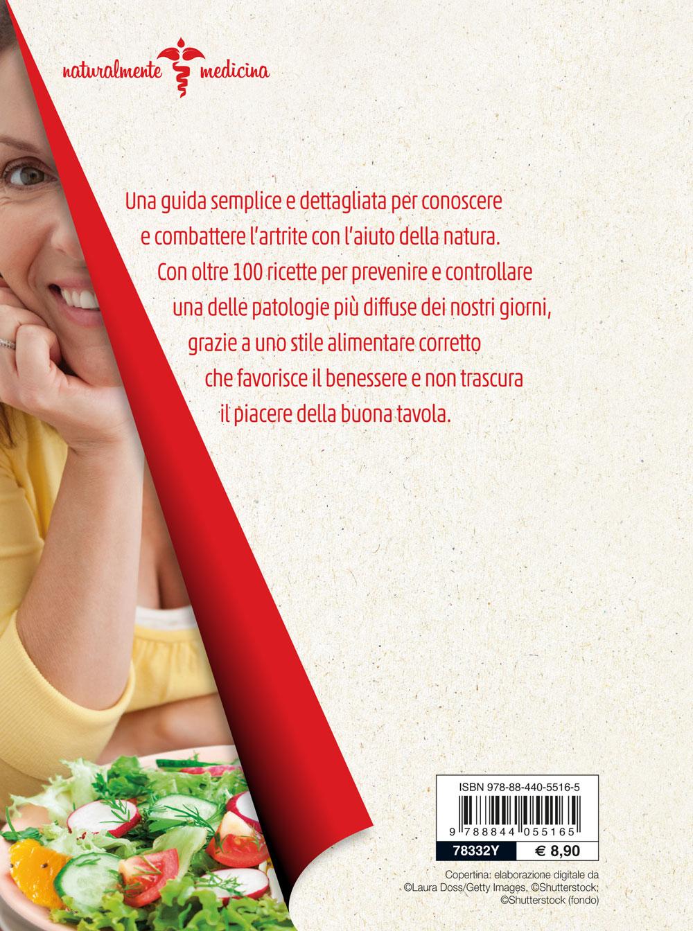 Artrite. Il trattamento dietetico