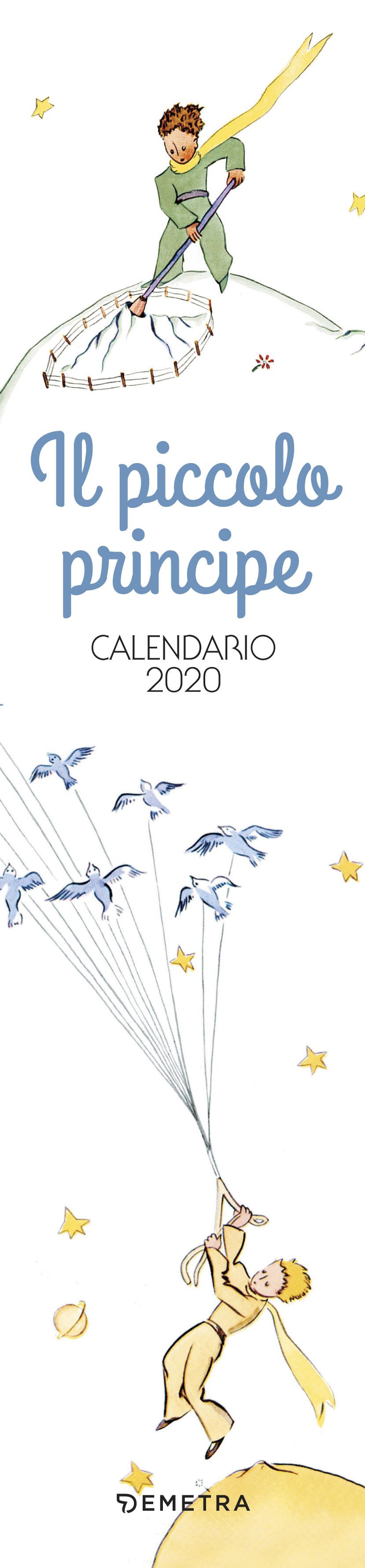 Il piccolo principe. Calendario 2020