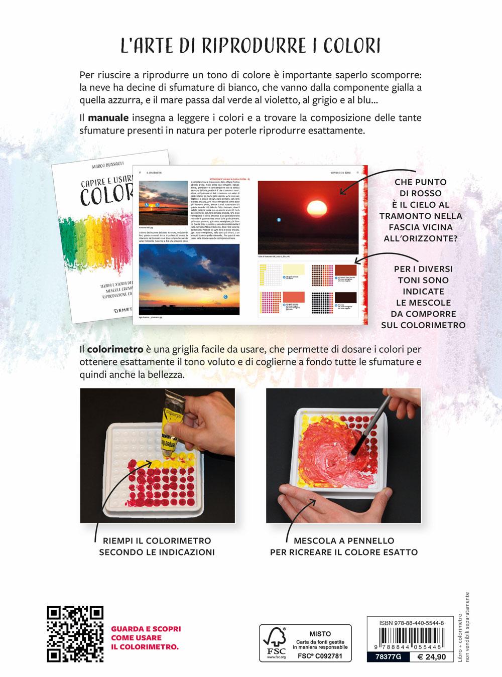 Capire e usare i colori