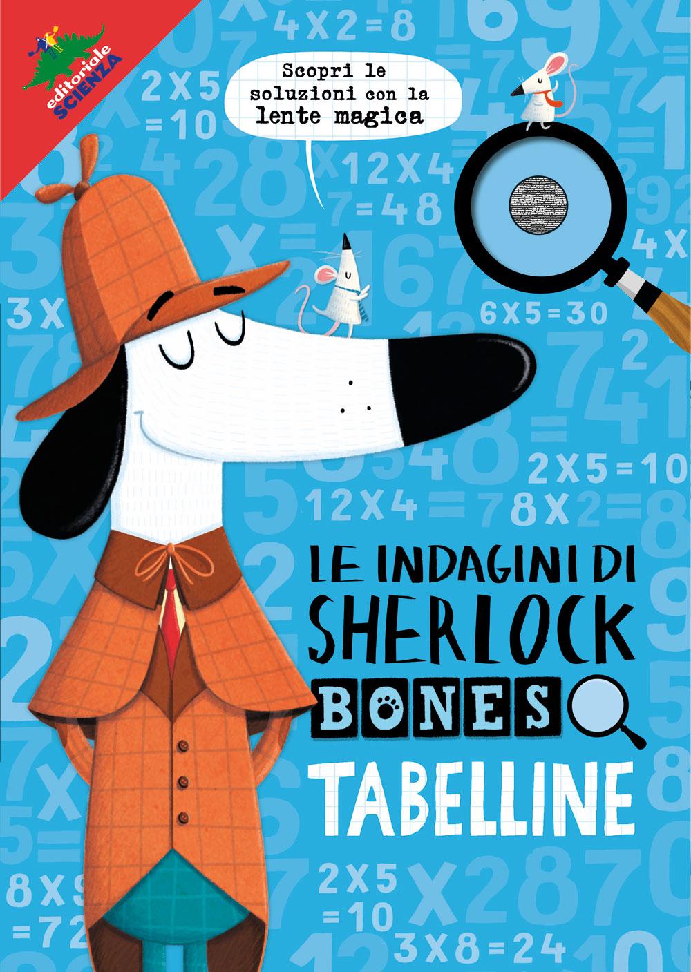 Le indagini di Sherlock Bones – Tabelline