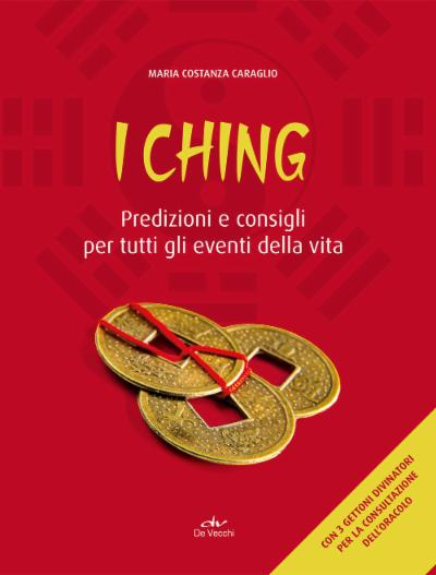 I Ching - cofanetto con 3 gettoni