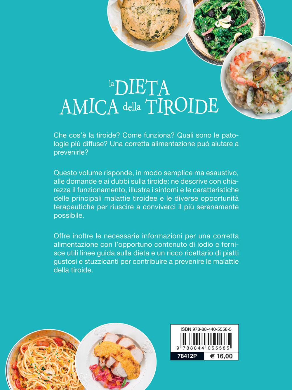 La dieta amica della tiroide