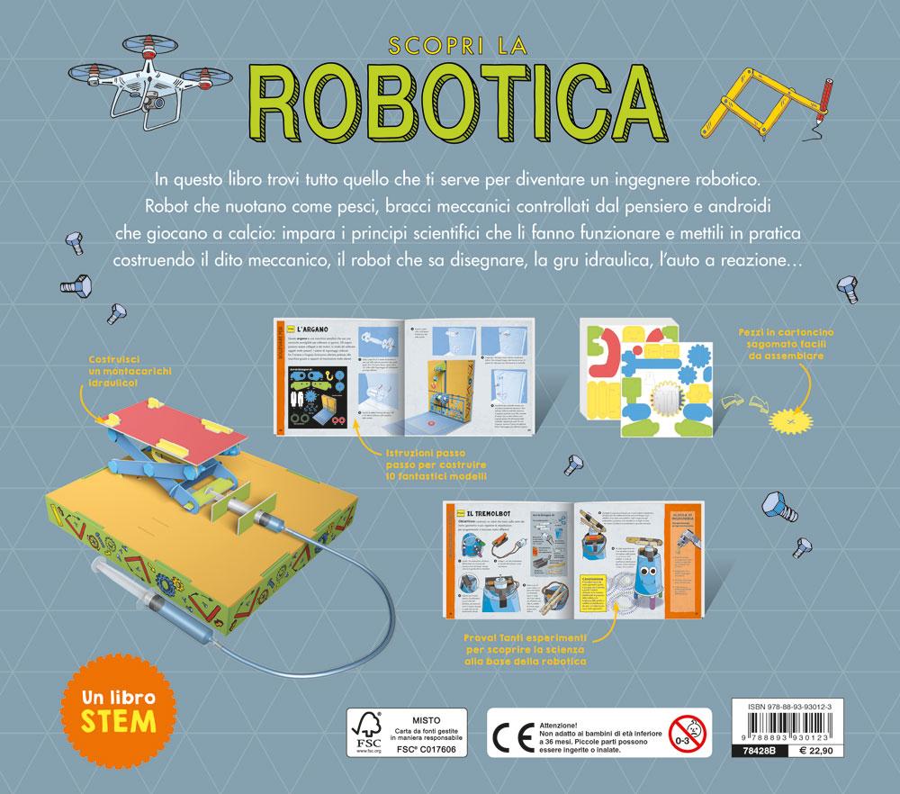 Scopri la robotica