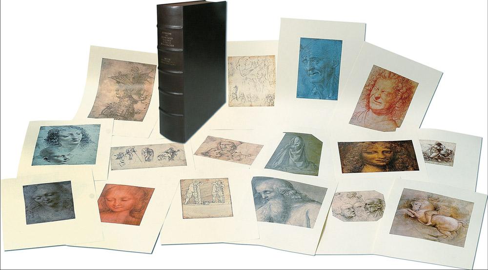 Disegni di Leonardo da Vinci e della sua cerchia. Collezioni in Gran Bretagna