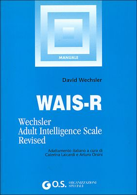 WAIS - R manuale di istruzione