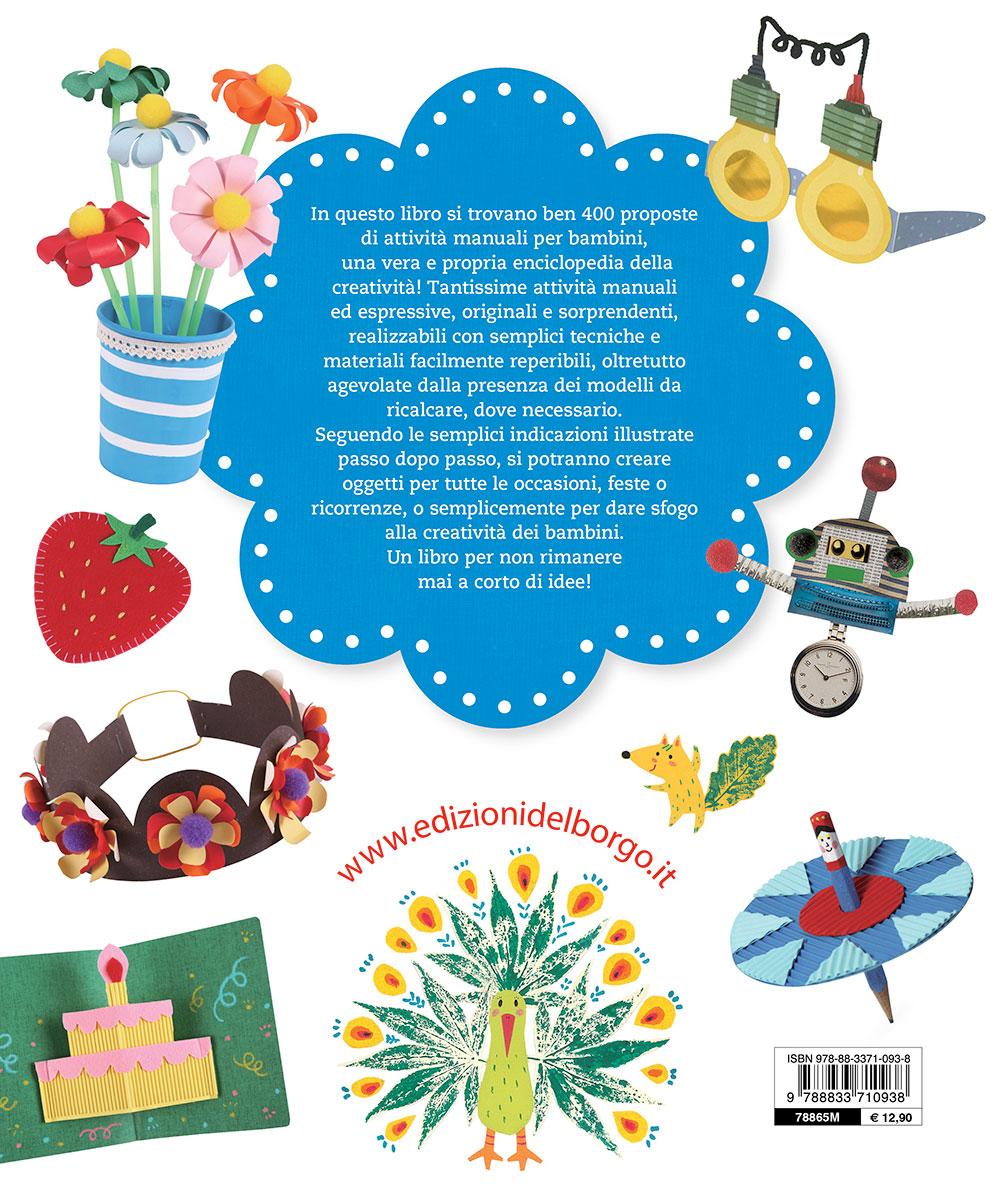 400 attività creative per bambini