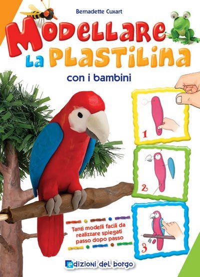 Modellare la plastilina con i bambini