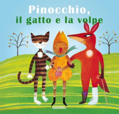 Pinocchio il gatto e la volpe