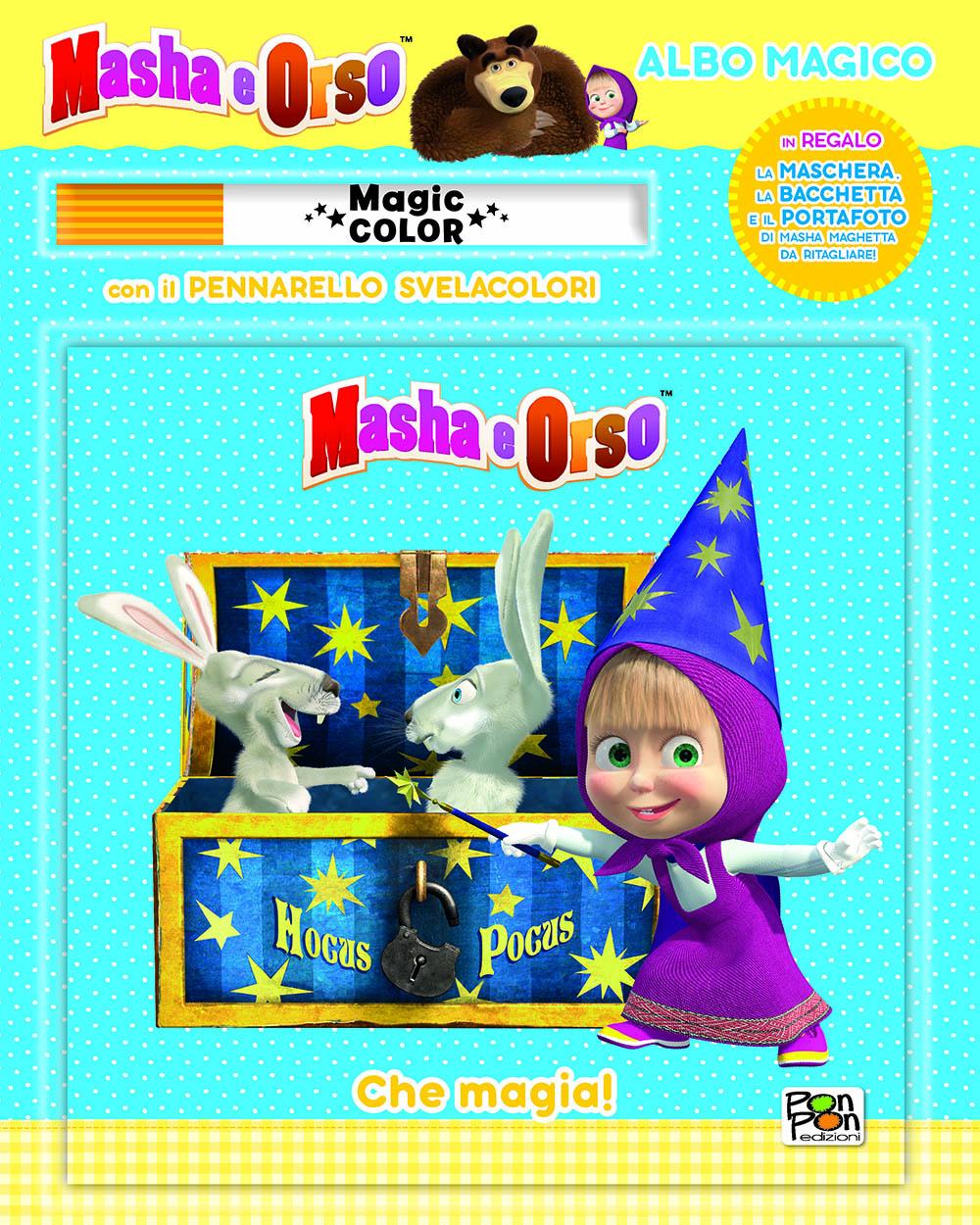 Albo Magico Masha - Che magia!