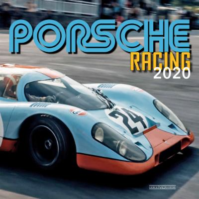 Porsche Racing 2020 (Calendario)