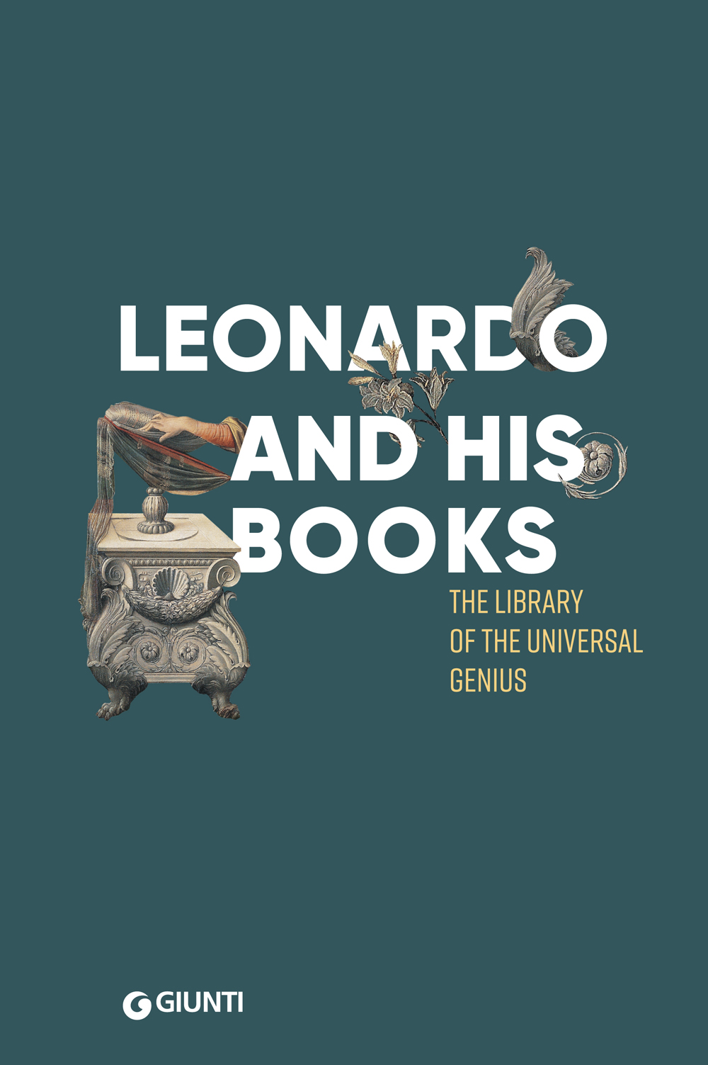Leonardo and his books