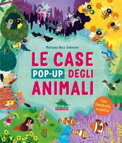 Le case pop-up degli animali