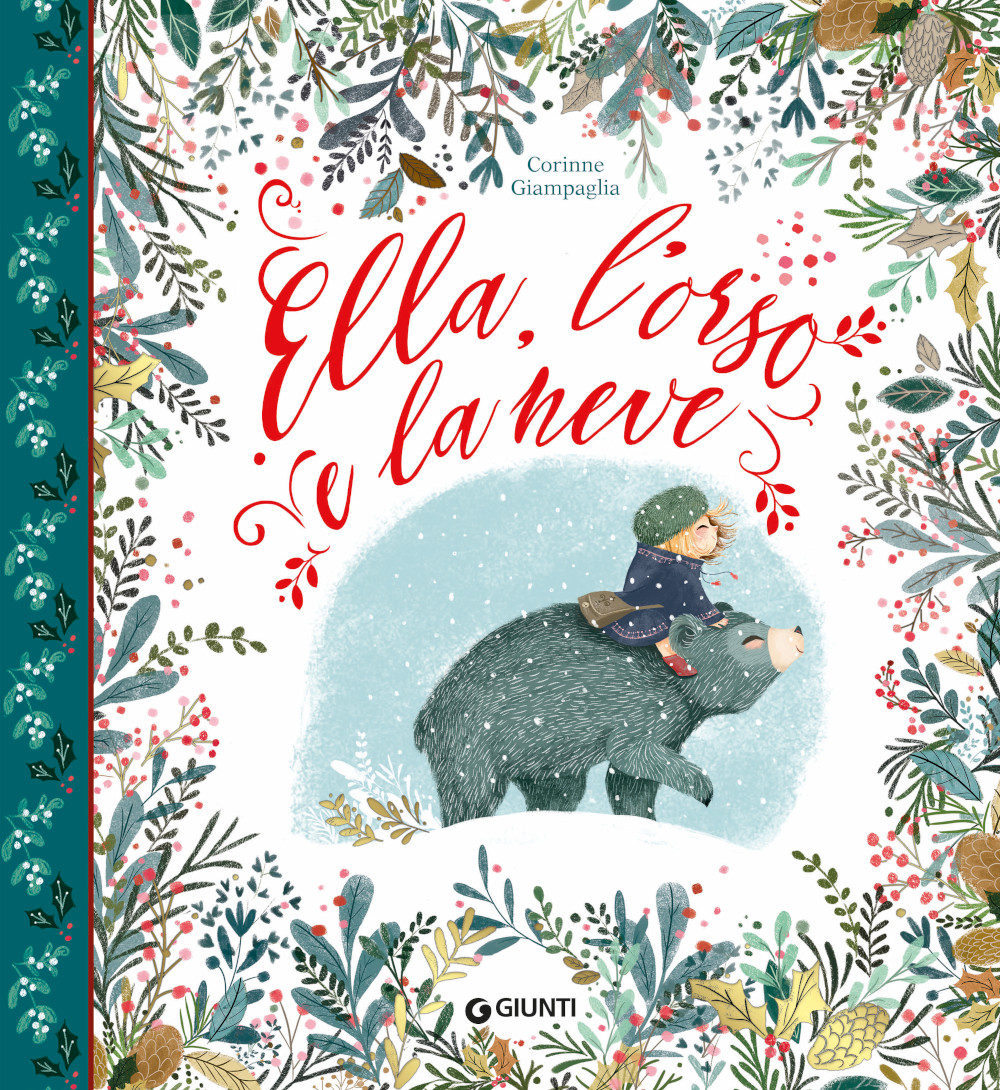 Ella, l'orso e la neve