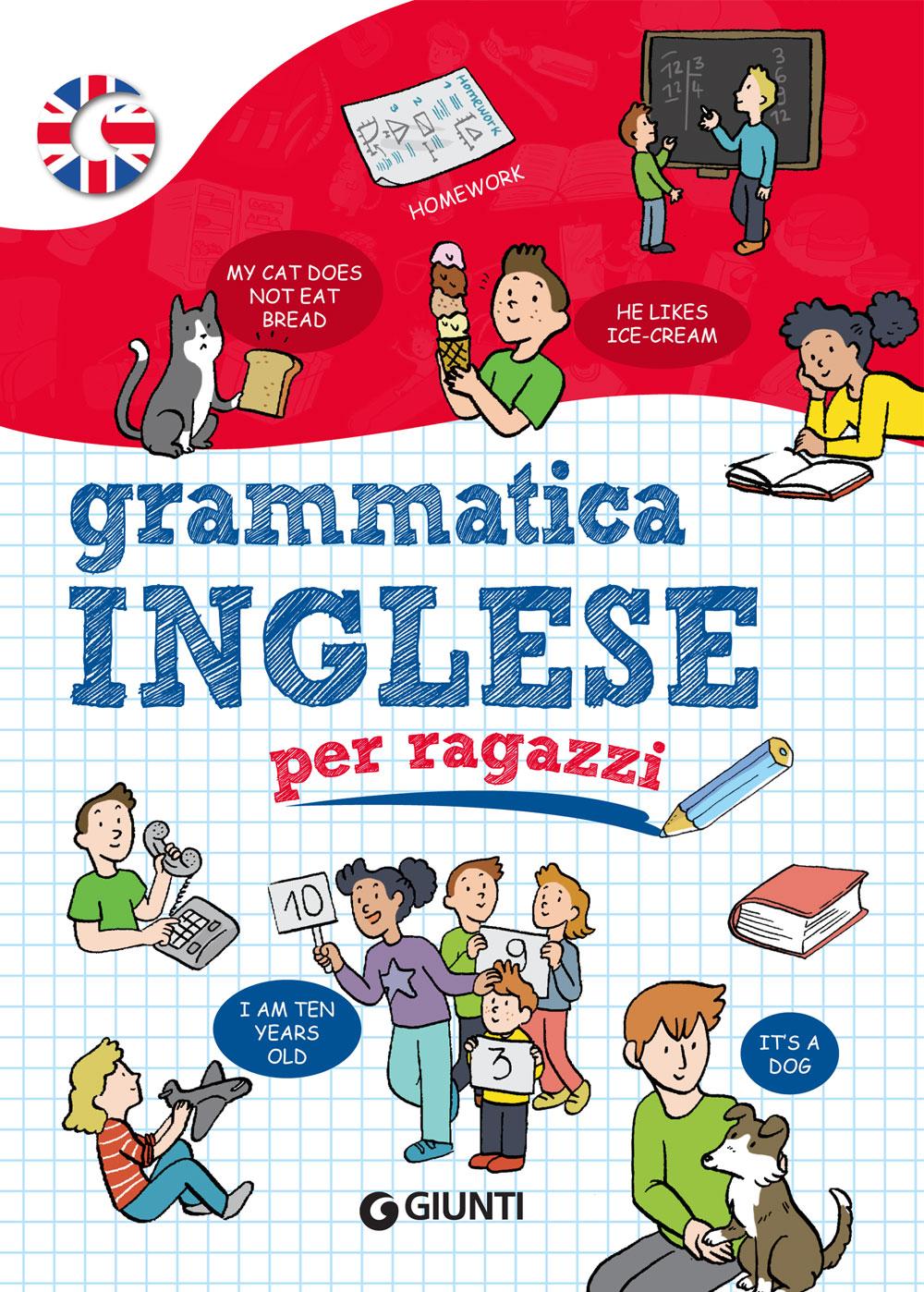 Grammatica inglese per ragazzi