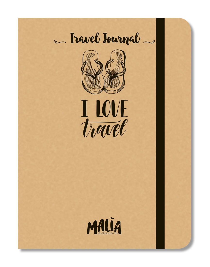 Travel Journal-I Love Travel
