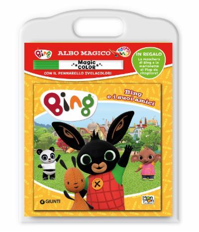 Albo Magico Bing - Bing e i suoi amici