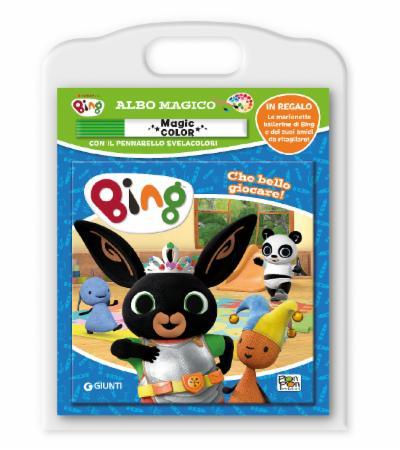 Albo Magico Bing - Che bello giocare!