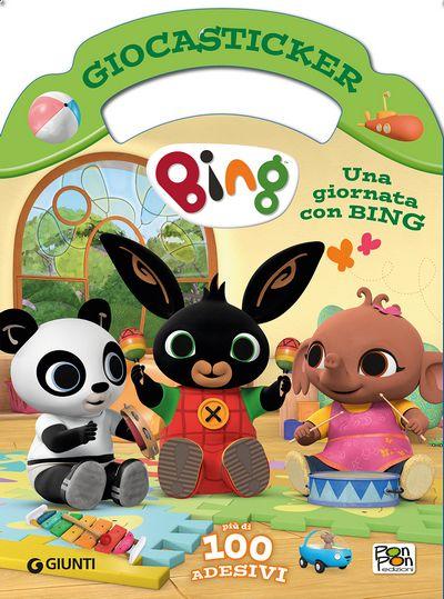 Giocasticker Bing-Una giornata con Bing