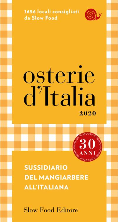 Osterie d'Italia - guida 2020