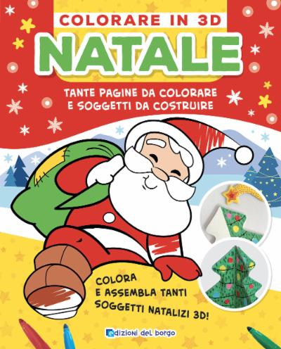 Colorare in 3D - Natale
