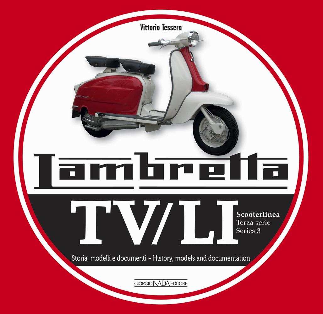 Lambretta TV/LI Scooterlinea - Terza Serie/Series 3