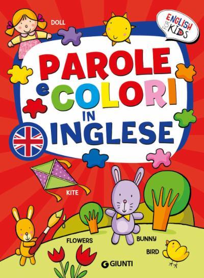 Parole e colori in inglese